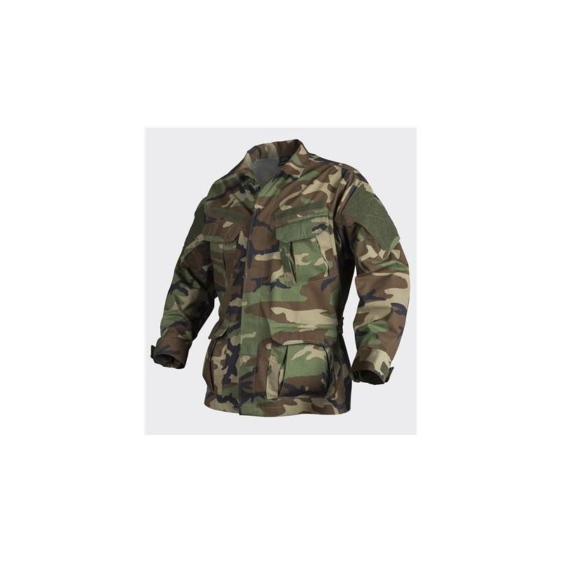 SFU NEXT Shirt - PolyCotton Ripstop - US Woodland