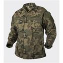 SFU NEXT Shirt - PolyCotton Ripstop - PL Woodland