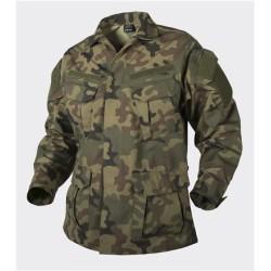 SFU NEXT Рубашка - Polycotton Ripstop - PL Woodland