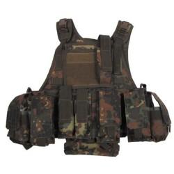 """Vest """"Ranger"""" Modular, bw camo"""