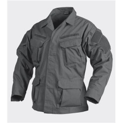 SFU NEXT Shirt - PolyCotton Ripstop - Shadow Grey