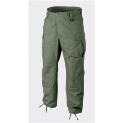 SFU NEXT Pants - PolyCotton Ripstop - Olive Green