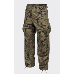 SFU NEXT Pants - PolyCotton Ripstop - PL Woodland