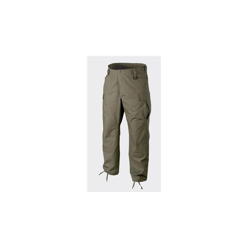 SFU NEXT Pants - PolyCotton Ripstop - Adaptive Green
