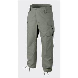 Helikon SFU NEXT püksid, PolyCotton Ripstop, Olive Drab