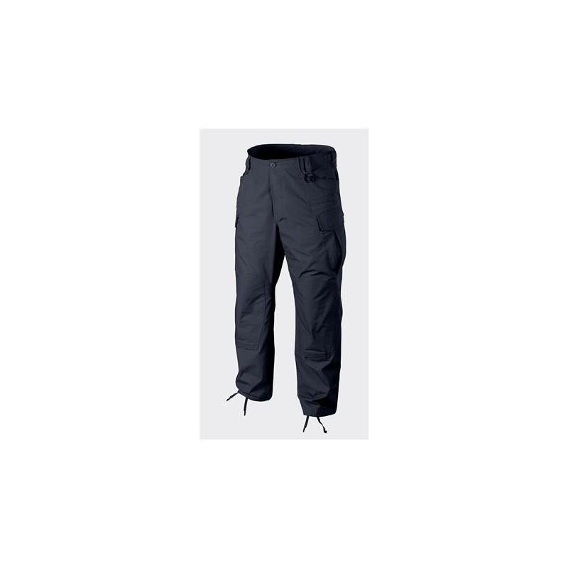 SFU NEXT Pants - PolyCotton Ripstop - Navy Blue