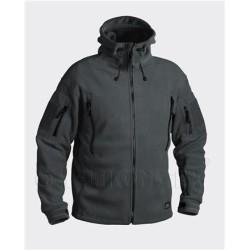 Helikon PATRIOT Jacket - Double Fleece - Jungle Green