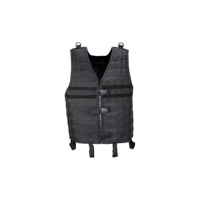 """Vest """"Molle light"""", modular, black"""