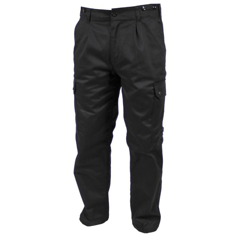 Бундесвер Полевые брюки, черный
