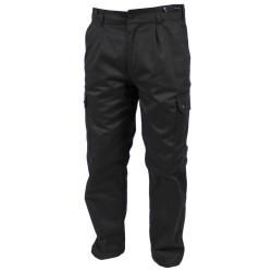 Бундесвер Полевые брюки, черный. Большие размеры