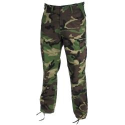 US BDU Field Pants, M 97 SK camo