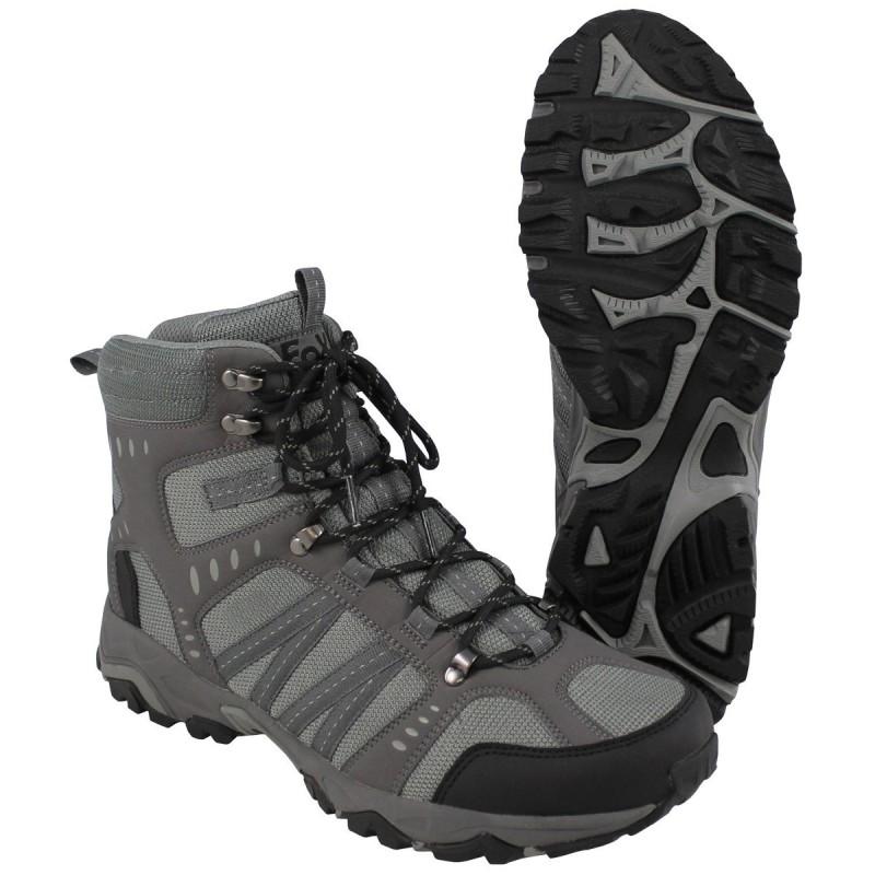 """Trekking Shoes, """"Mountain High"""", grey"""