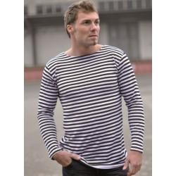 Русский моряк рубашка с длинным рукавом