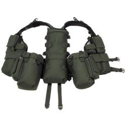 Taktikaline vest 12 taskut, oliivroheline
