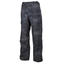 US брюки, ACU, Ripstop, HDT camo grey