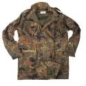Sniper jacket BW-style, flecktarn