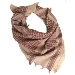 Shemagh (шарф), койот / коричневый
