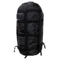 US сжатия сумка для спальный мешок, черный