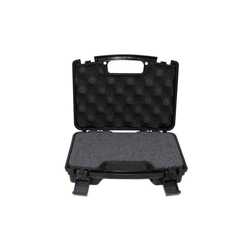 Pistol case, small, black