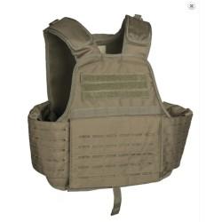 Taktikaline Carrier vest Laser cut molle, oliivroheline