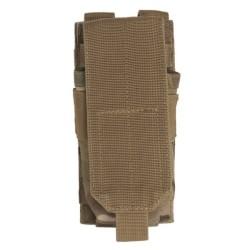 M4/M16 single Molle Magazine pouch, multitarn