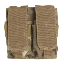 M4/M16 double Molle Magazine pouch, multitarn