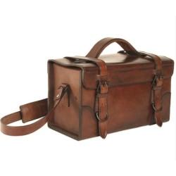 Плечо сумки, коричневый, кожа