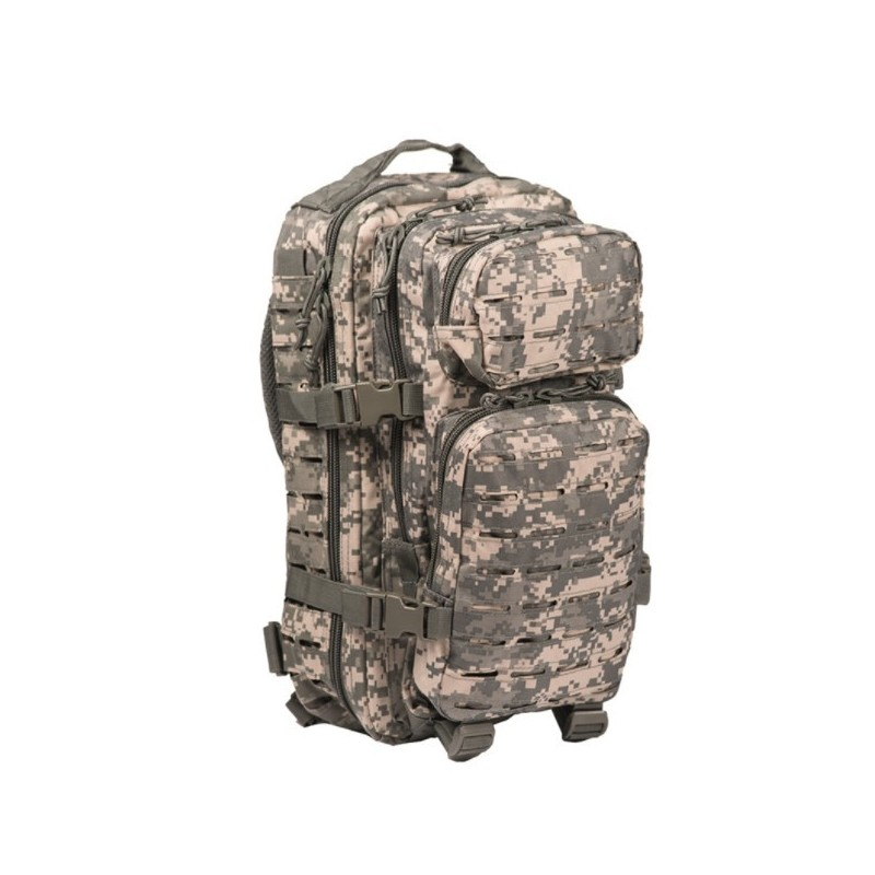 Backpack US Assault Laser cut small 20L, AT-Digital