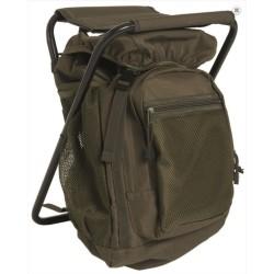 Рюкзак со стулом, О.Д. зеленый