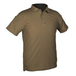 Taktikaline Polo särk, quickdry, oliivroheline