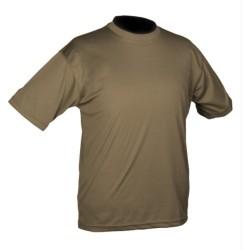 Taktikaline T-särk, quickdry, oliivroheline