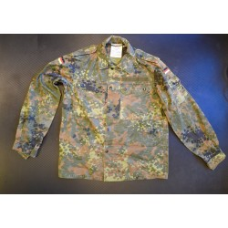"Bundeswehr jacket ""Tropen"", flecktarn"