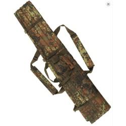 Rifle bag - shooters mat, Mil-tec, flecktarn