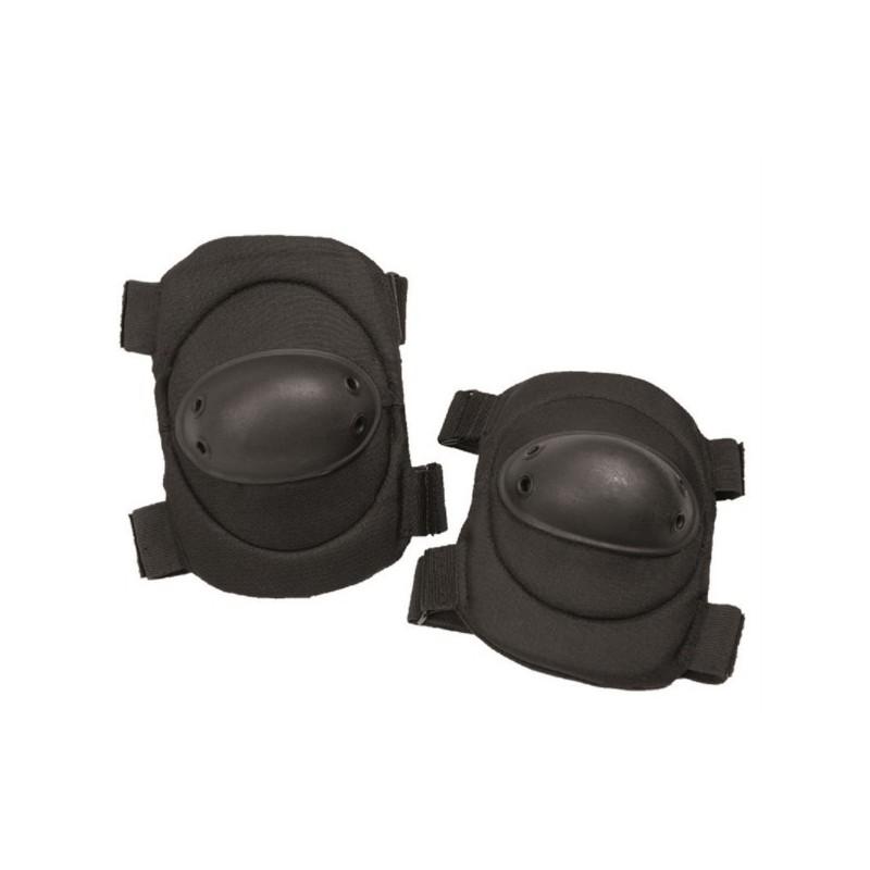 Mil-tec Elbow Pads, black