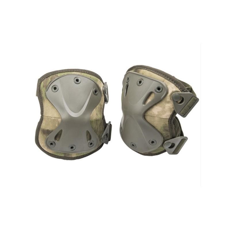 Mil-tec Protect Elbow Pads, Mil-tacs FG