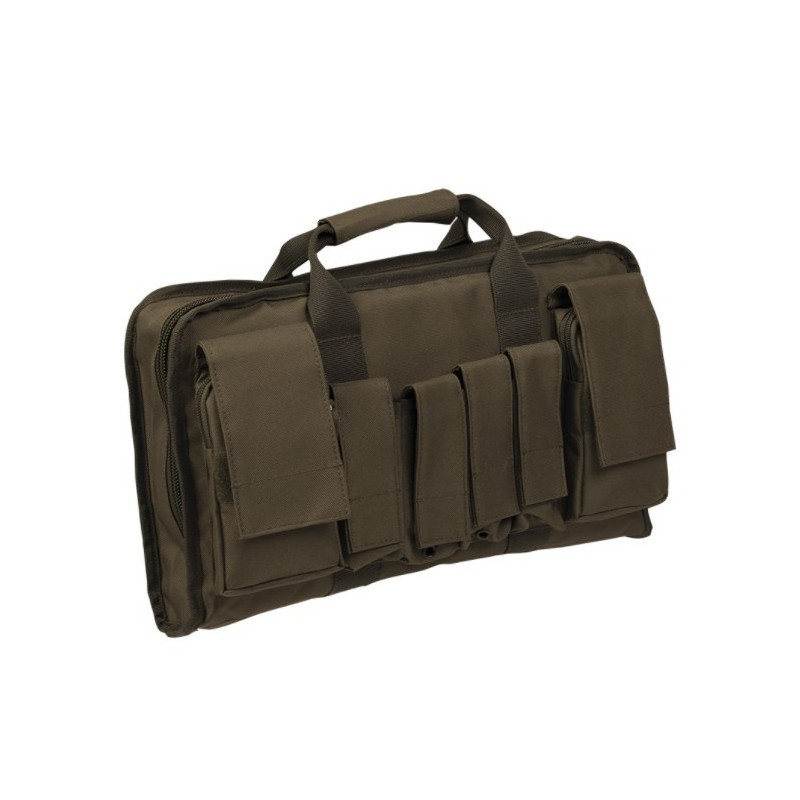 Tactical Pistol bag, large, od green