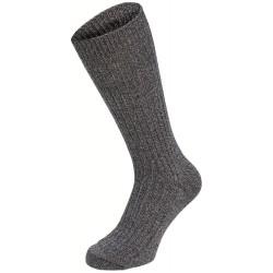 BW армии носки, серый