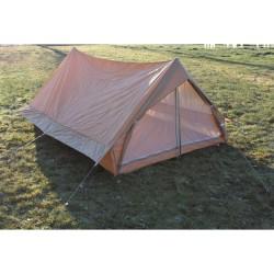 Французская палатка, 2 человека, пол, khaki