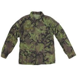 Чешский полевой куртка 95 cz camo