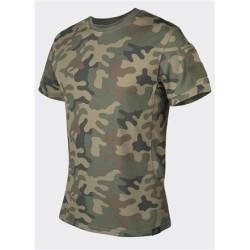 Helikon Тактическая футболка TopCool, PL Woodland
