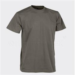 Helikon Klassikaline T-särk, oliivroheline