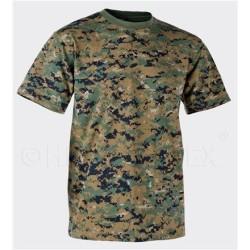 Helikon Classic T-shirt, USMC Digital Woodland