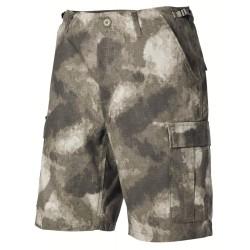 Lühikesed püksid U.S. BDU Bermuda, HDT camo