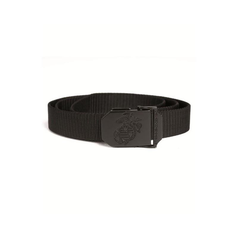 USMC belt, black