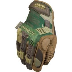 Mechanix M-Pact gloves, woodland