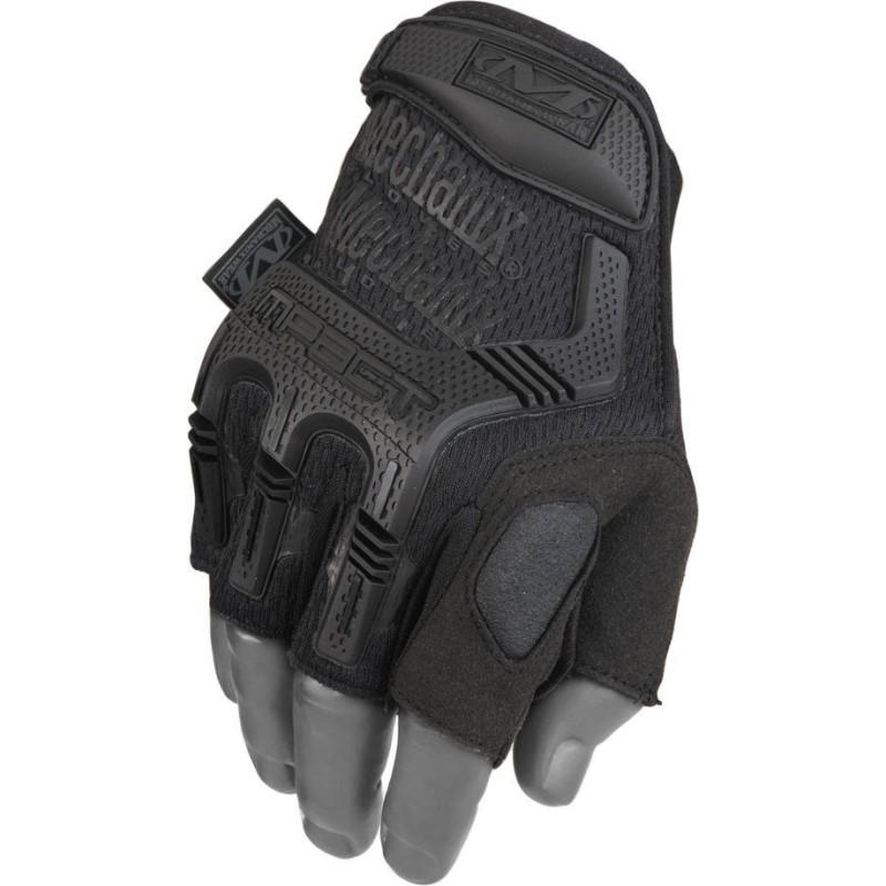 Mechanix M-Pact fingerless перчатки, черный