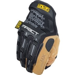 Mechanix Material 4X M-Pact gloves, black/tan