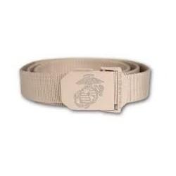 USMC belt, khaki