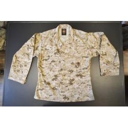 US Marpat Desert, field jacket, tagi