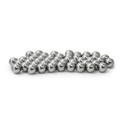 Стальные шарики для рогатки, 7 мм